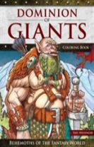 Dominion of Giants Coloring Book