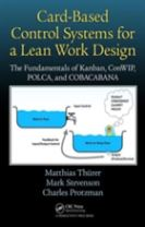 Card-Based Control Systems for a Lean Work Design