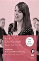 CIMA - Fundamentals of Financial Accounting