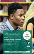 AAT Work Effectively in Finance (Synoptic Assessment)