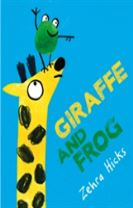 Giraffe and Frog