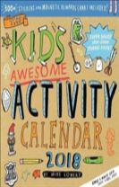 The Kid's Awesome Activity Calendar
