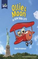 Ollie & Moon In New York City