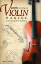 Violin Making, 2nd Edn Rev and Exp