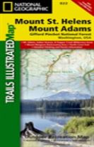 Mount St. Helens/mount Adams (gifford-pinchot National Forest)