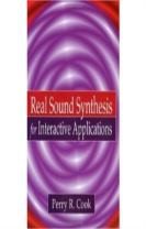 Real Sound Synthesis for Interactive Applications