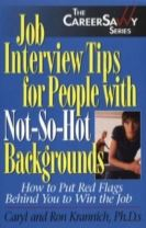 Job Interview Tips for People with Not-So-Hot Backgrounds