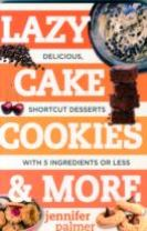 Lazy Cake Cookies & More