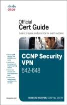 CCNP Security VPN 642-648 Official Cert Guide