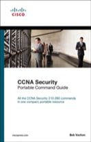 CCNA Security (210-260) Portable Command Guide