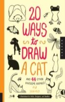 20 Ways to Draw a Cat and 44 Other Awesome Animals