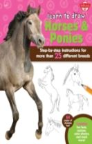 Learn to Draw Horses & Ponies