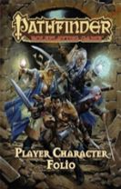 Pathfinder Roleplaying Game Player Character Folio