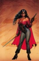Lady Zorro: Blood & Lace