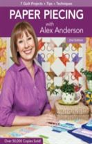 Paper Piecing With Alex Anderson 2ed