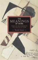 Meanings Of Work, The: Essays On The Affirmation And Negation Of Work