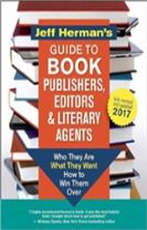 Jeff Herman's Guide to Book Publishers, Editors and Literary Agents 2017 (?)