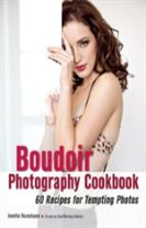The Boudoir Photography Cookbook
