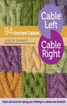 Cable Left Cable Right: 94 Knitted Cables