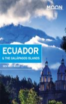 Moon Ecuador & the Galapagos Islands (6th ed)
