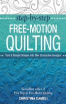 Step-by-Step Free-Motion Quilting