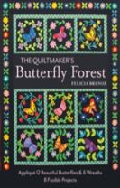 The Quiltmaker's Butterfly Forest