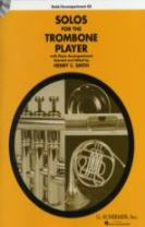 Solos For The Trombone Player - Book/CD