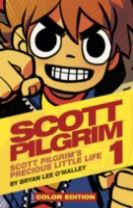 Scott Pilgrim Color Hardcover Volume 1