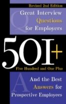 501+ Great Interview Questions For Employers & the Best Answers for Prospective Employees