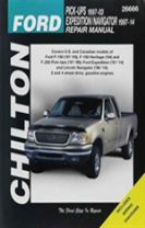 Ford Pick-Ups, Expedition & Navigator (Chilton)