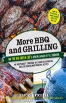 More BBQ and Grilling for the Big Green Egg