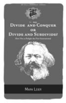 Divide And Conquer Or Divide And Subdivide?