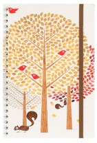 Small Ahhh Nuts Notebook