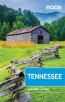 Moon Tennessee (7th ed)