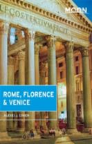 Moon Rome, Florence & Venice (First Edition)