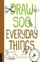 Draw 500 Everyday Things