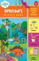 Just Imagine & Play! Dinosaurs Activity Book