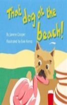 That Dog at the Beach!