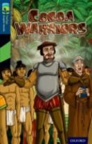 Oxford Reading Tree TreeTops Graphic Novels: Level 14: Cocoa Warriors