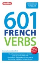 Berlitz 601 Verb Book: French