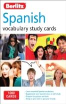 Berlitz Language: Spanish Vocabulary Study Cards