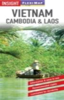 Insight Flexi Map: Vietnam, Cambodia & Laos