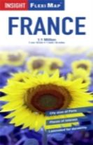 Insight Guides Flexi Map France