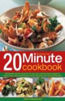 Best-Ever 20 Minute Cookbook