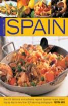 Cooking of Spain