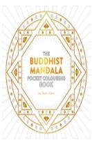 Buddhist Mandala Pocket Colouring Book