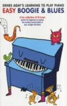Denes Agay's Learning To Play Piano - Boogie & Blues