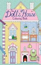 The Doll's House Colouring Book