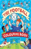 The Football Colouring Book