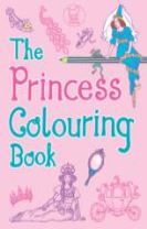 The Princess Colouring Book